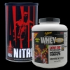 Universal Nutrition + Complete Whey